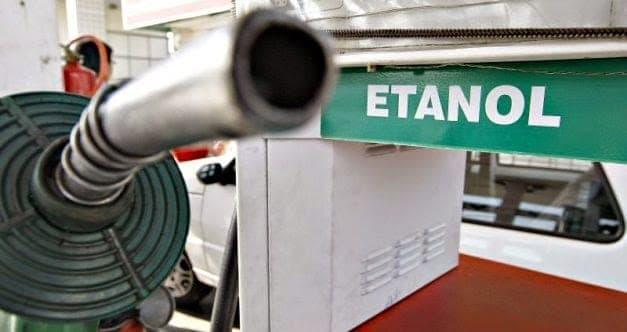 Kebutuhan Ethanol per Tahun 2015