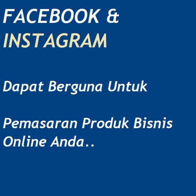 fb dan instagram