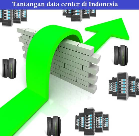 tantangan data center indonesia