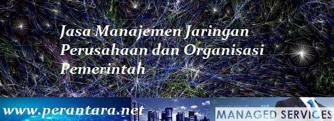 Jasa Manajemen Jaringan Profesional untuk Perusahaan Besar dan Pemerintahan
