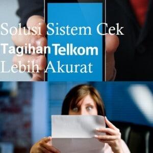 Solusi untuk Sistem Cek Tagihan Telkom yang Tidak Akurat
