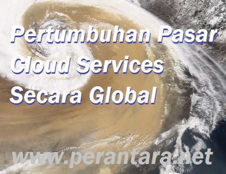 Pertumbuhan Pasar Cloud Services Secara Global