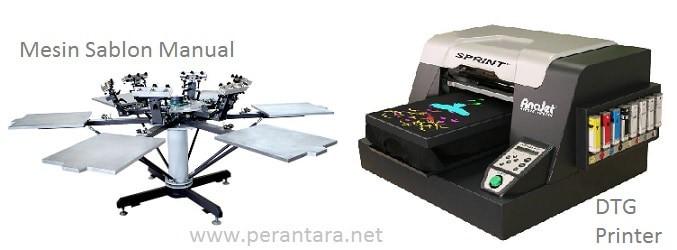 mesin cetak sablon kaos