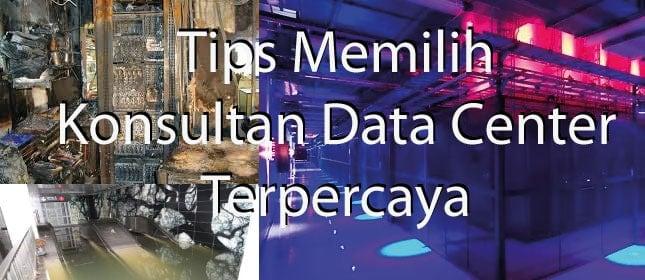 tips memilih jasa konsultan data center terpercaya
