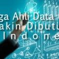 kebutuhan tenaga ahli data center di Indonesia