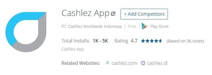cashlez aplikasi fintech untuk transaksi pembayaran mobile