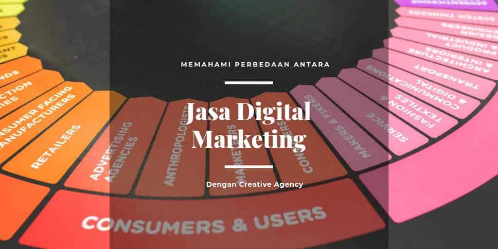 Perbedaan Jasa Digital Marketing dengan Creative Agency