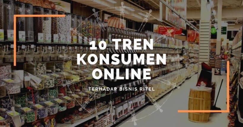 tren konsumen online 2019