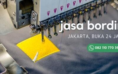 Jasa Bordir Jakarta | Buka 24 Jam