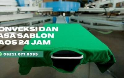 Jasa Sablon Jakarta 24 Jam